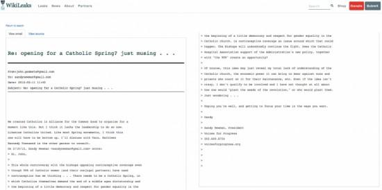 Kultura Przewodniczący Kampanii Clinton Planował Rewolucję W