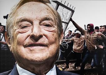 George Soros każe zaakceptować stały napływ 300 tyś. emigrantów rocznie by ratować EU.